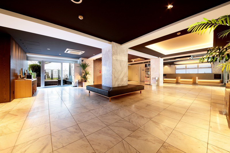 Lobby Hotel Asia Center Of Japan