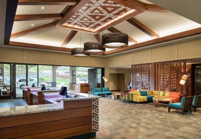 General view Residence Inn Maui Wailea