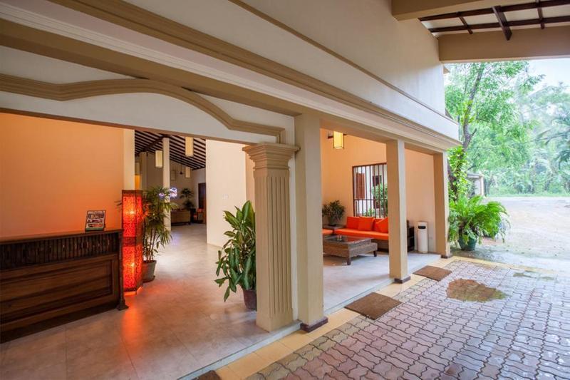 Lobby Pelwehera Village Resort
