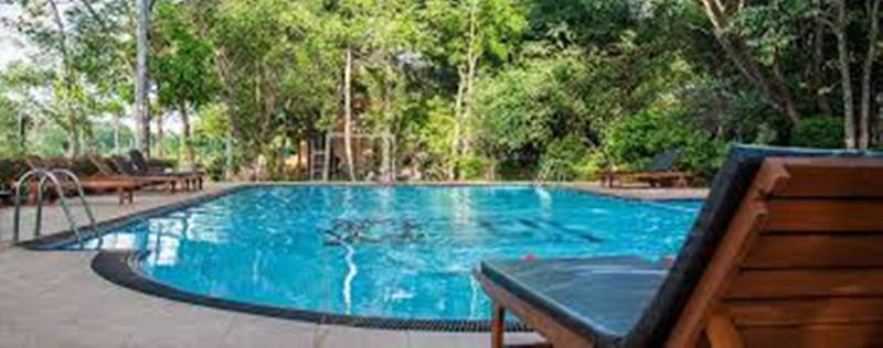 Pool Pelwehera Village Resort