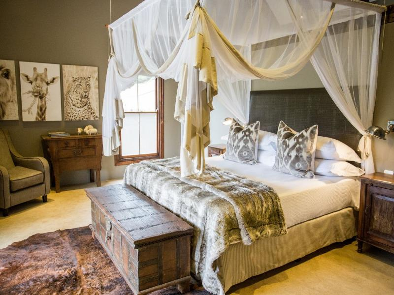 Bush Villas Self-Catering At Botlierskop