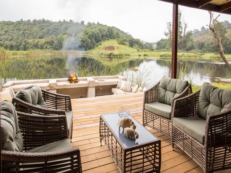 Terrace Bush Villas Self-catering At Botlierskop