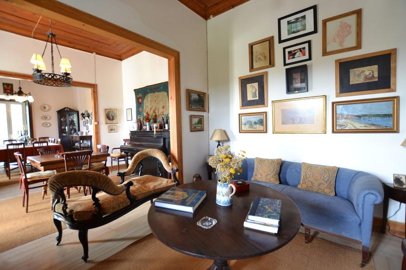 Lobby Casa Das Rendufas