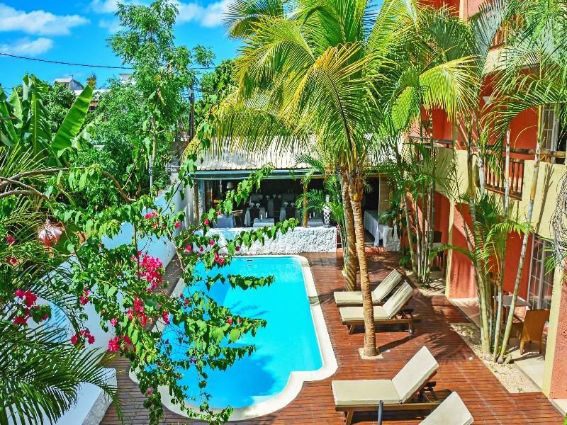 General view La Margarita Hotel