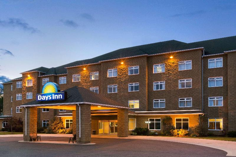 General view Days Inn By Wyndham Oromocto Conference Centre