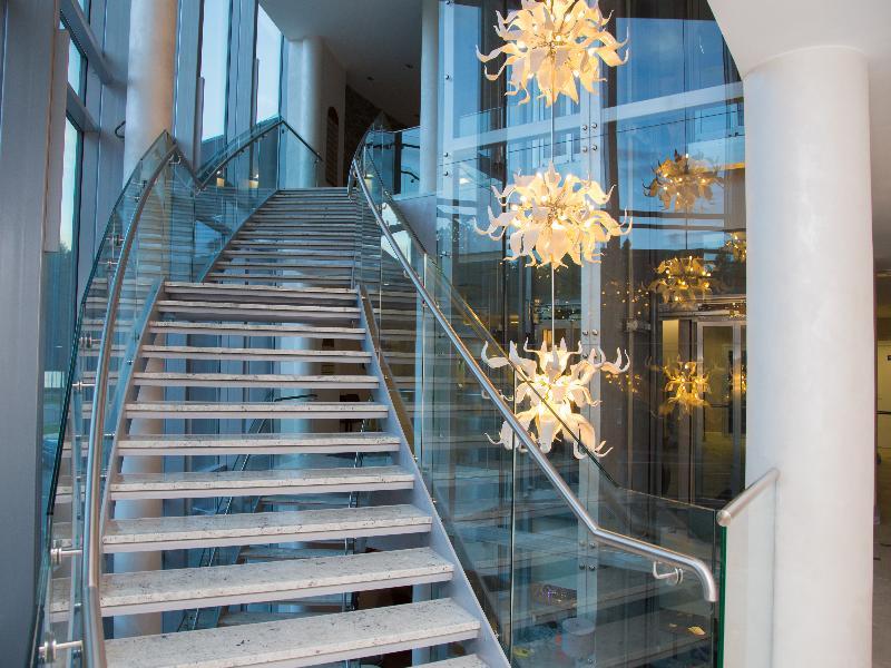 Lobby Noorus Spa Hotel