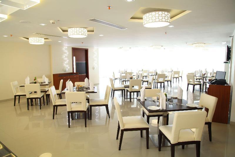 Restaurant Best Western Tirupati