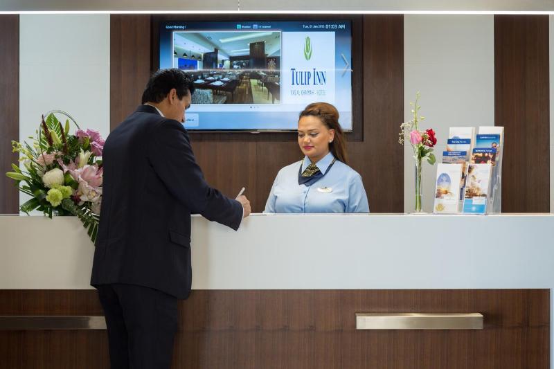 Lobby Tulip Inn Ras Al Khaimah