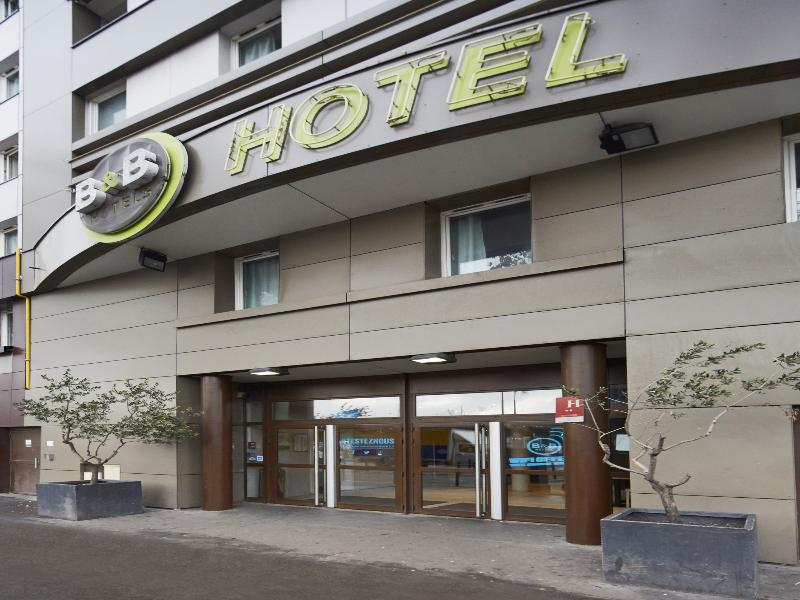 B b h tel paris porte de la villette cheap and budget b b h tel paris porte de la villette hotel - Parking porte de la villette ...