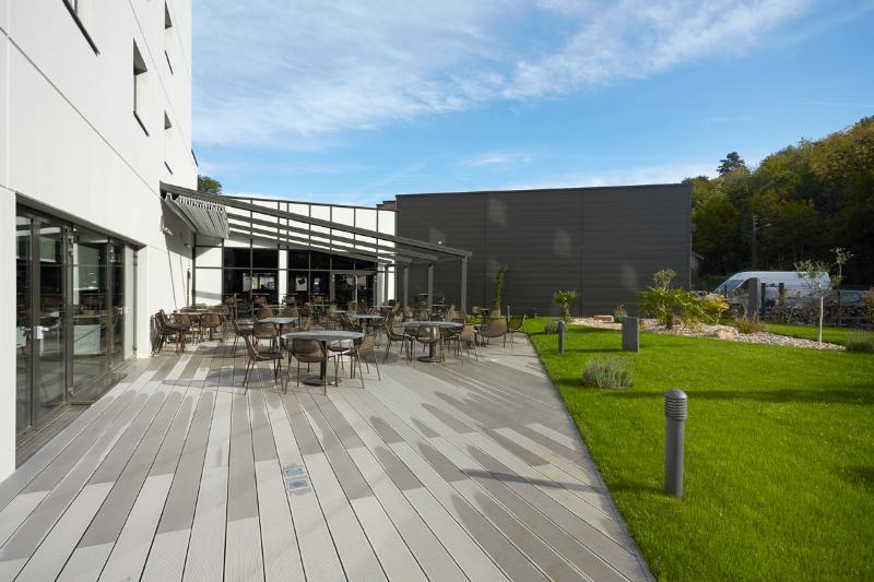 Terrace Quality Hotel Belfort Centre