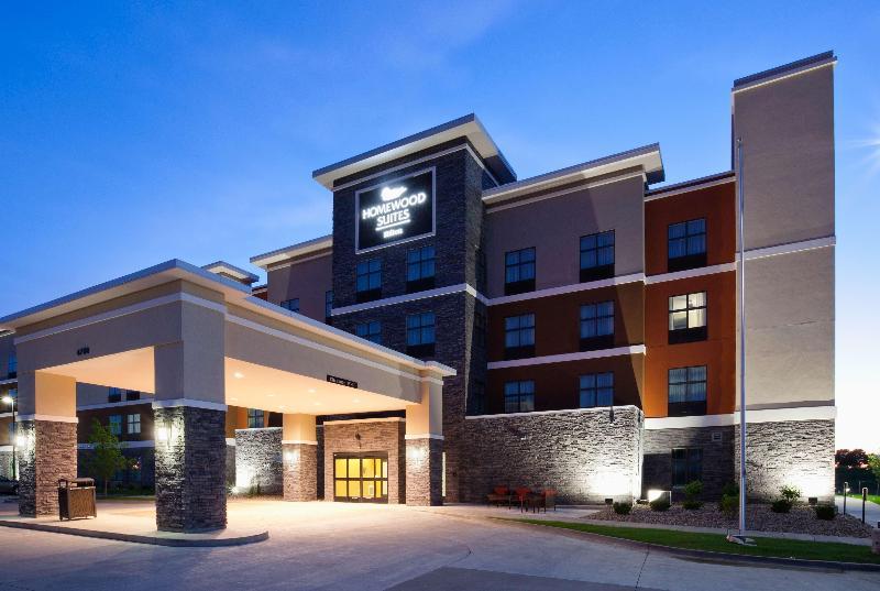 General view Homewood Suites By Hilton Davenport, Ia