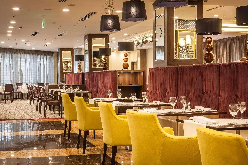 Restaurant Doubletree By Hilton Tyumen