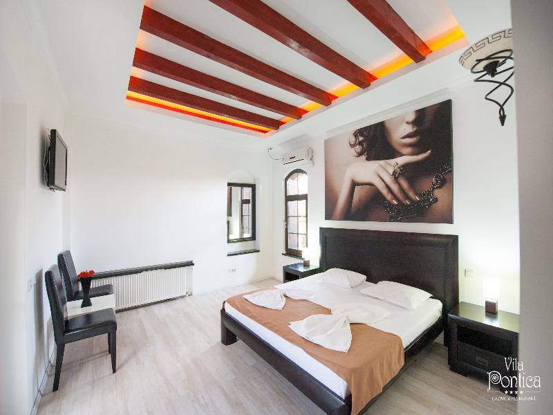 Room Vila Pontica -mamaia Nord