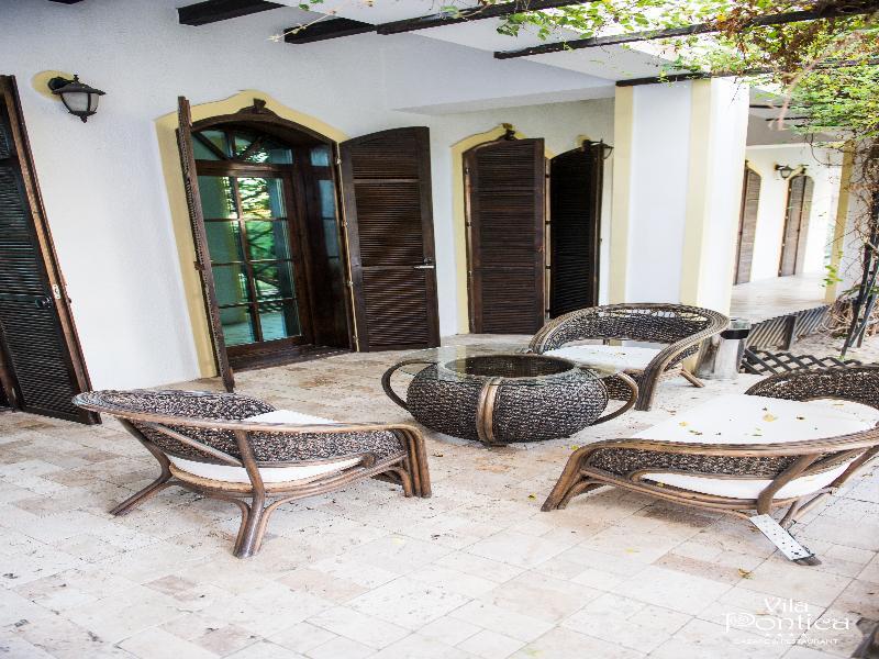 Terrace Vila Pontica -mamaia Nord