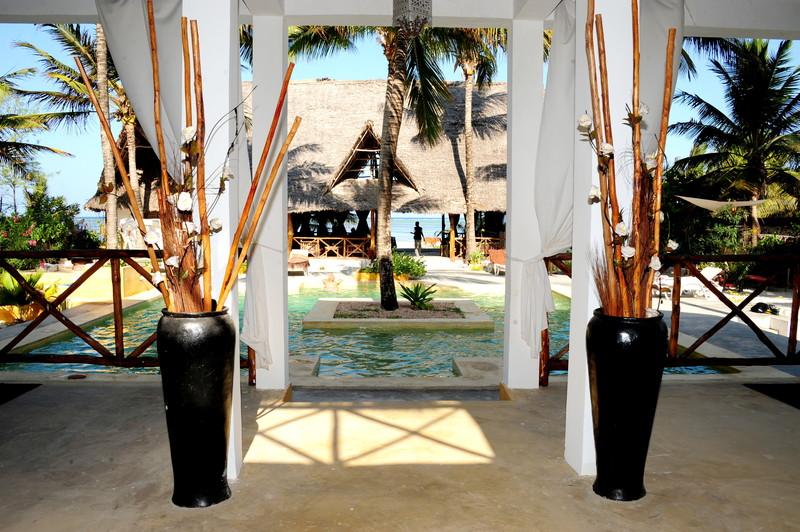 Lobby Sahari Zanzibar