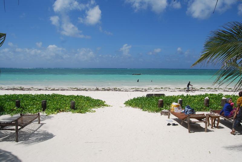 Beach Sahari Zanzibar