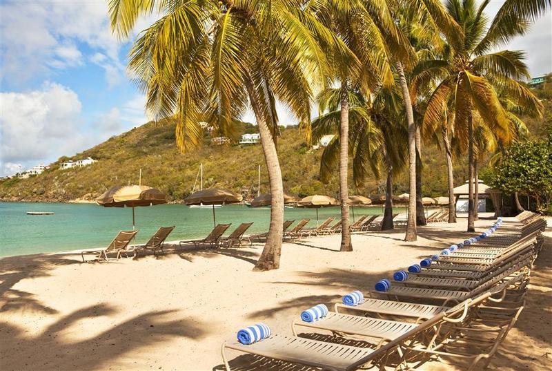 General view The Westin St. John Resort