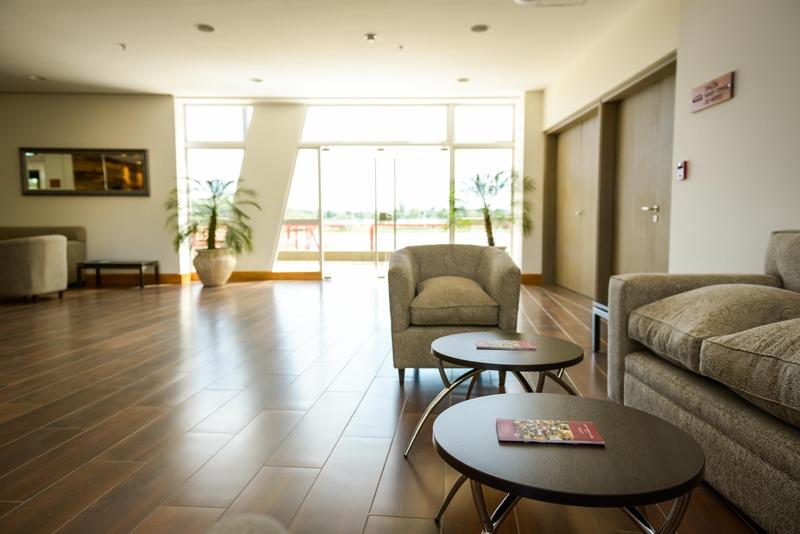 Lobby Amerian Villa Del Dique