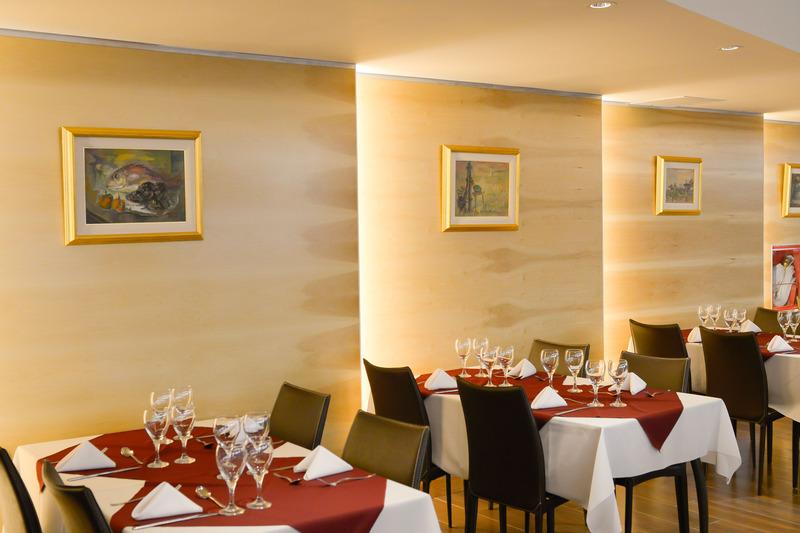 Restaurant Amerian Villa Del Dique