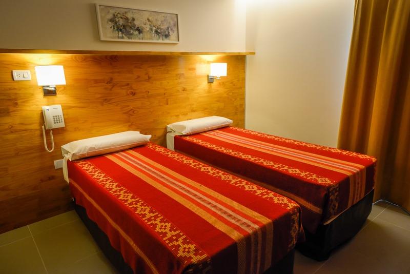Room Amerian Villa Del Dique