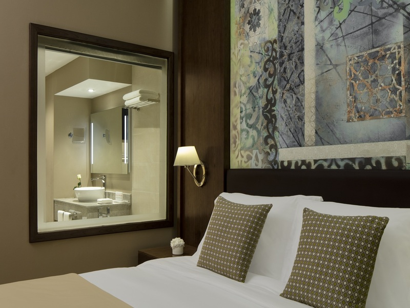 Room Radisson Blu Hotel Sohar