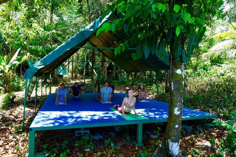 Sports and Entertainment Corcovado Adventures Tent Camp