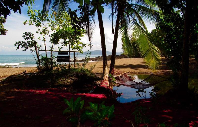 Beach Corcovado Adventures Tent Camp