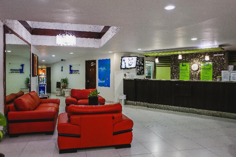 Lobby Parador