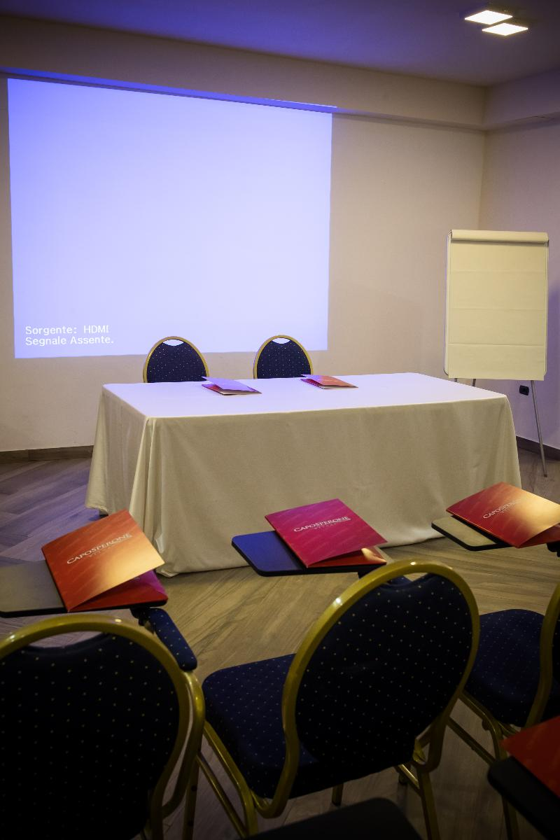 Conferences Caposperone Resort