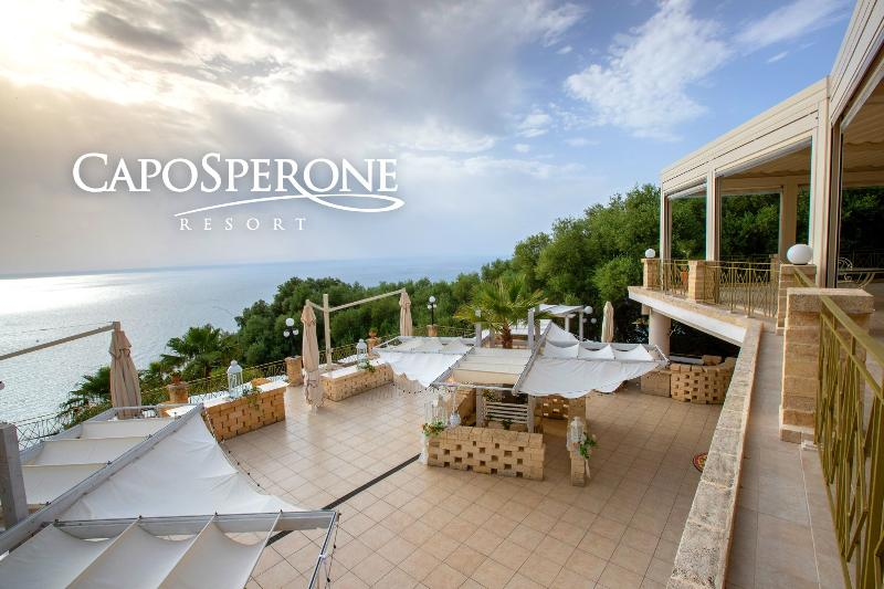 Terrace Caposperone Resort