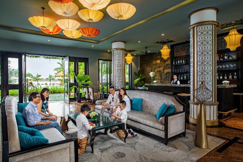 Lobby Hoi An Silk Marina Resort & Spa