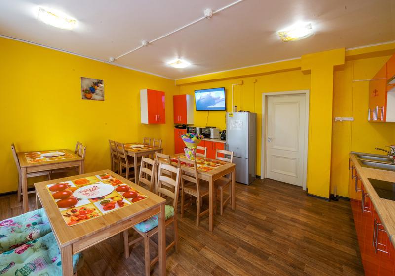 Restaurant Hostel Yesenin