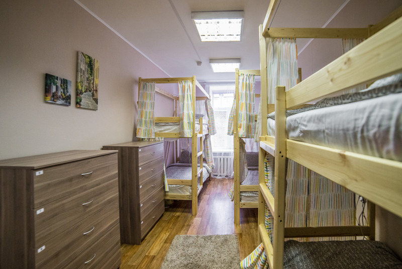 Room Hostel Yesenin