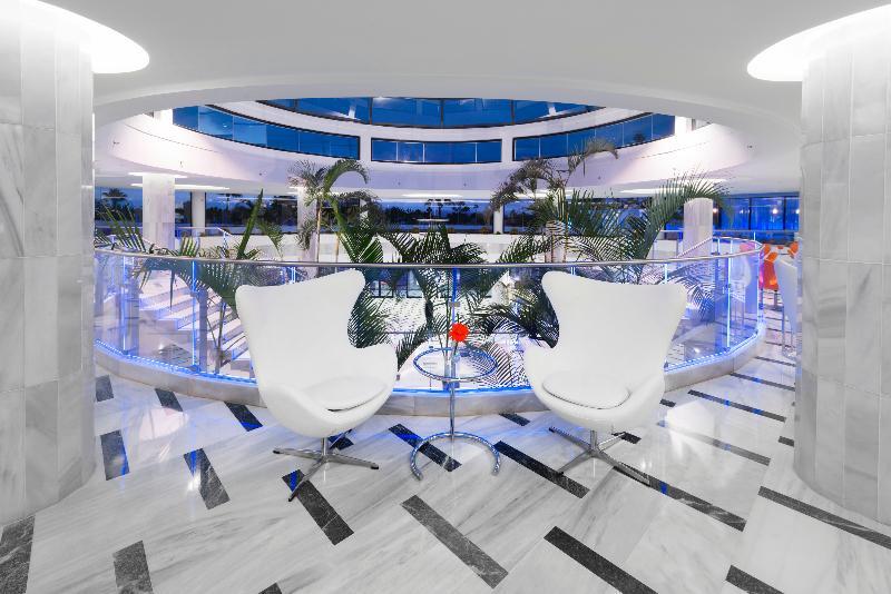 Lobby Elba Premium Suites