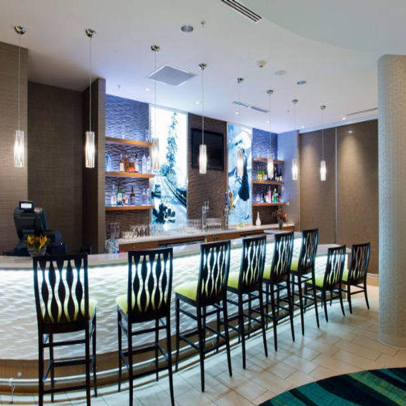 Bar Towneplace Suites Bellingham