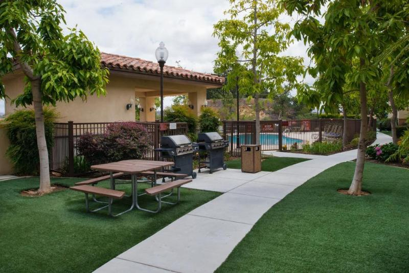 General view Towneplace Suites Thousand Oaks Ventura County