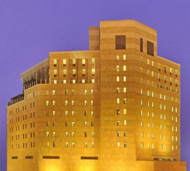 General view Makarem Ajyad Makkah Hotel