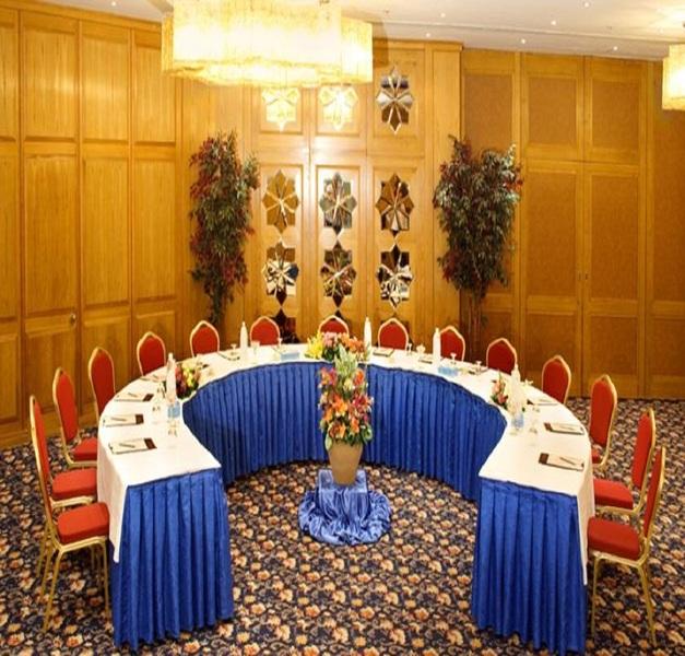 Conferences Makarem Ajyad Makkah Hotel
