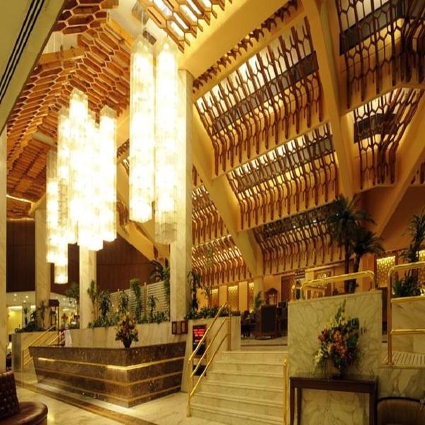 Lobby Makarem Ajyad Makkah Hotel
