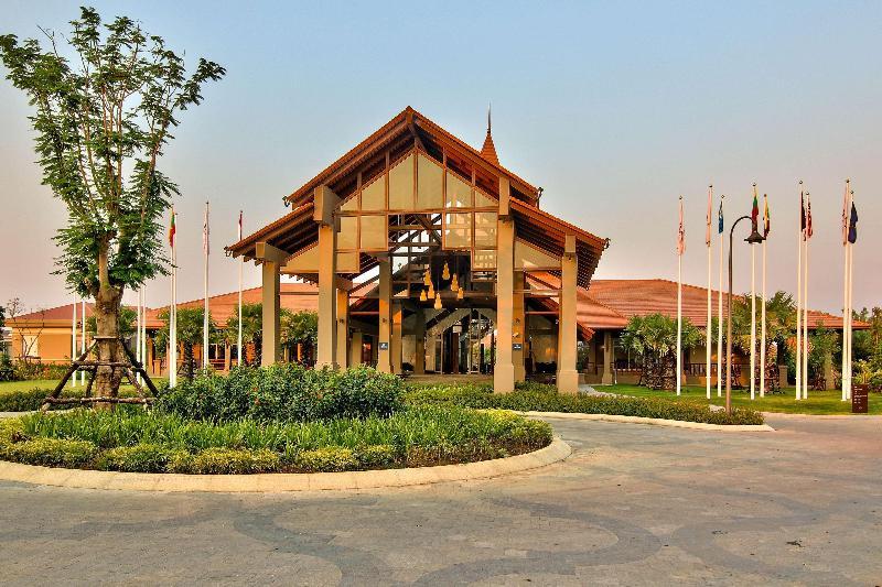 Lobby Hilton Nay Pyi Taw; Myanmar