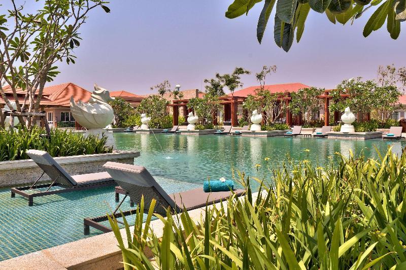Pool Hilton Nay Pyi Taw; Myanmar