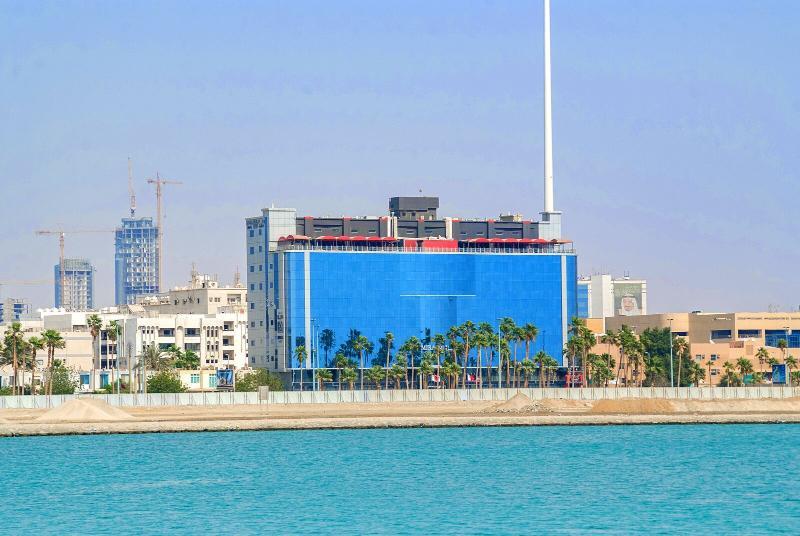 General view Mira Waterfront Hotel (formerly Ramada Corniche)