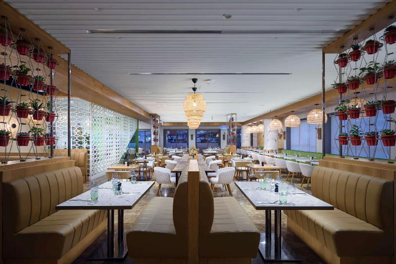 Restaurant Wyndham Dubai Marina