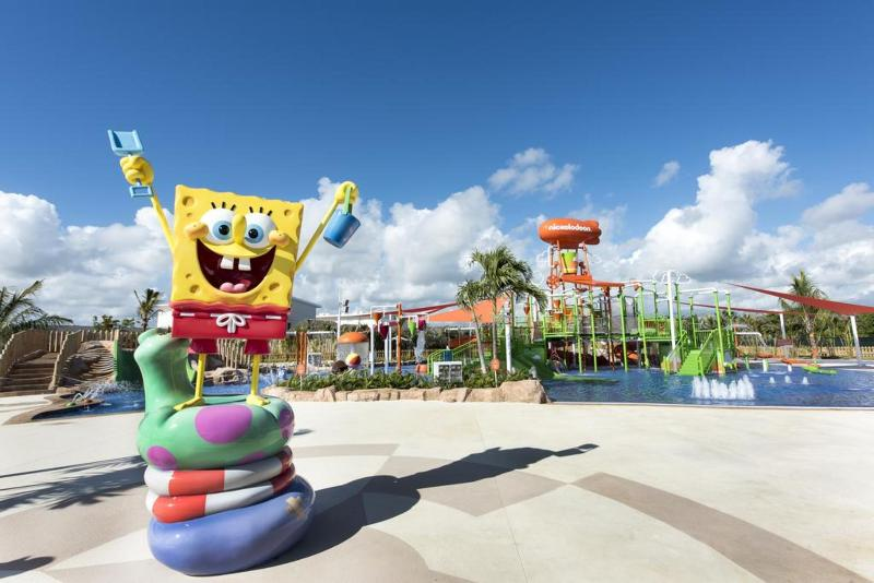 Sports and Entertainment Nickelodeon Hotels & Resorts Punta Cana