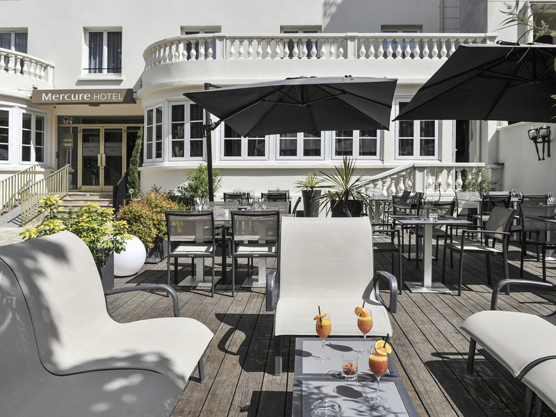 Mercure Paris Saint Cloud