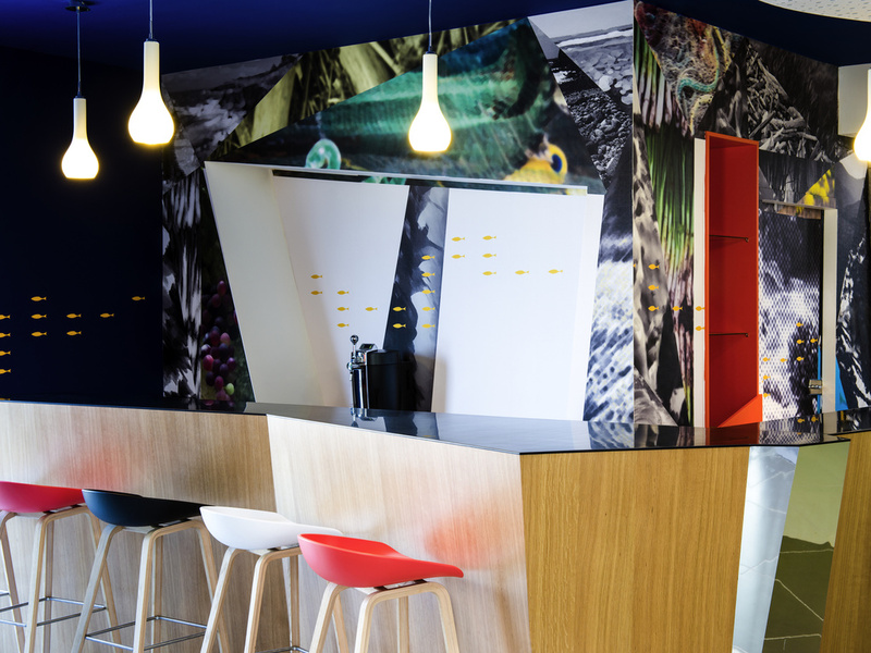 Ibis Styles Collioure Port Vendres - Bar - 3