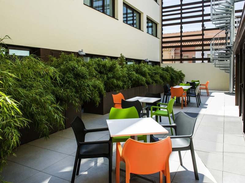 Ibis Styles Collioure Port Vendres - Terrace - 11