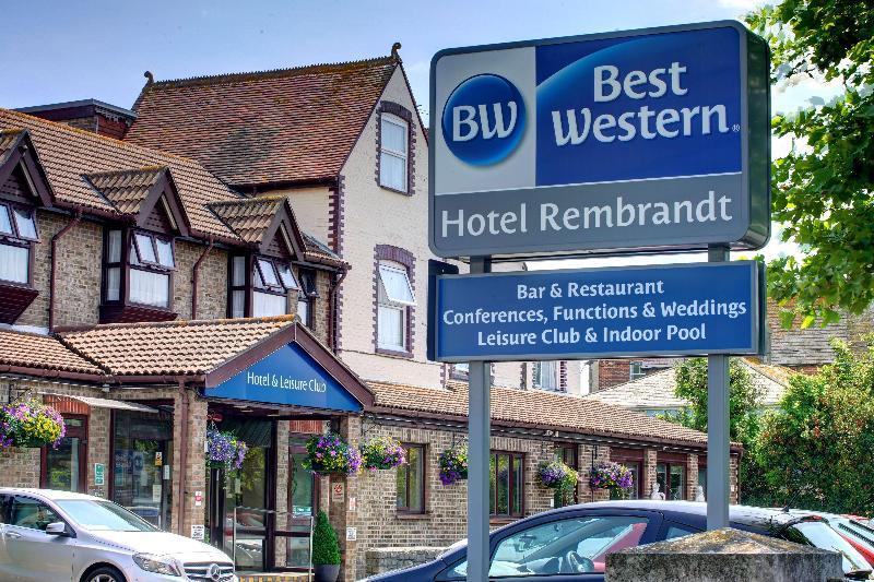 General view Best Western Hotel Rembrandt