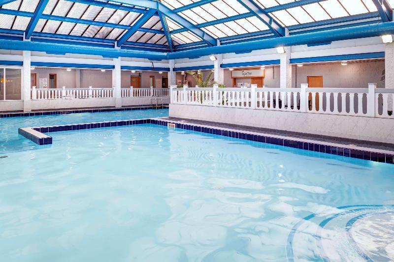Pool Best Western Hotel Rembrandt