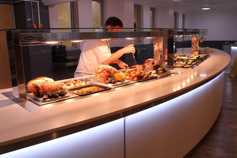 Restaurant Best Western Hotel Rembrandt